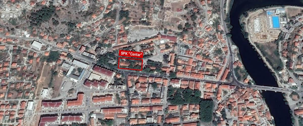 SPK Centar - Lokacija Objekta 2